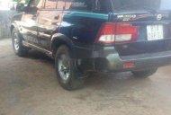 Cần bán Ssangyong Musso 2002, xe nhập khẩu  giá 125 triệu tại Gia Lai