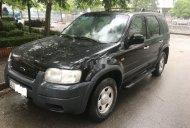 Bán xe cũ Ford Escape 2.0 2003, màu đen, số sàn giá 168 triệu tại Hà Nội