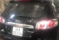 Bán Hyundai Santa Fe 2009, màu đen, xe nhập chính chủ, giá tốt giá 570 triệu tại Hải Dương