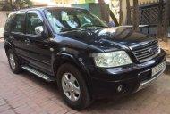 Cần bán xe Ford Escape năm sản xuất 2004, màu đen, số tự động giá 188 triệu tại Tp.HCM