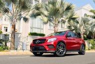 Bán Mercedes GLE 450 Coupe năm sản xuất 2016, màu đỏ, xe nhập giá 3 tỷ 139 tr tại Tp.HCM