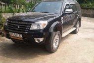 Bán Ford Everest đời 2009, màu đen xe gia đình, giá 395tr giá 395 triệu tại Vĩnh Phúc