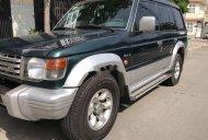 Cần bán xe Mitsubishi Pajero sản xuất năm 1996, màu đen, nhập khẩu, giá 145tr giá 145 triệu tại Bình Dương