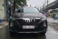 Bán ô tô Hyundai Santa Fe sản xuất 2019, màu đen giá 1 tỷ 185 tr tại Hà Nội
