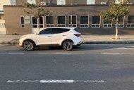 Cần bán xe Hyundai Santa Fe 2017, màu trắng xe gia đình giá 955 triệu tại Tp.HCM