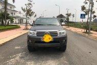 Bán gấp chiếc Toyota Fortuner MT, máy dầu đời 2010, màu xám, giá thấp giá 550 triệu tại Vĩnh Phúc