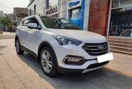 Bán Hyundai Santa Fe 2.2 sản xuất 2017, màu trắng giá 960 triệu tại Tp.HCM