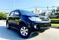 Bán ô tô Toyota Fortuner đời 2008, màu đen, xe nhập giá 385 triệu tại Tp.HCM
