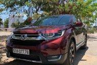 Cần bán xe Honda CR V năm sản xuất 2019, màu đỏ chính chủ giá 1 tỷ 130 tr tại Tp.HCM