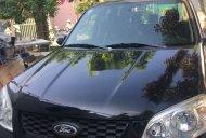 Cần bán Ford Escape AT năm sản xuất 2010, màu đen số tự động, 285tr giá 285 triệu tại An Giang