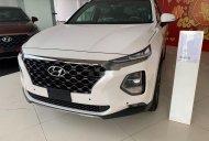 Bán xe cũ Hyundai Santa Fe năm 2019, màu trắng giá 1 tỷ 75 tr tại TT - Huế