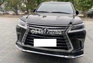 Cần bán lại với giá thấp chiếc xe sang Lexus LX570 2016, màu đen, xe nhập giá 5 tỷ 980 tr tại Hà Nội