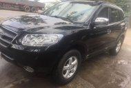 Gia đình cần bán Hyundai Santa Fe đời 2008, màu đen, xe ít sử dụng giá 385 triệu tại Hà Nội