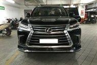 Bán xe Lexus LX 570 Luxury sản xuất năm 2016, màu đen, nhập khẩu giá 6 tỷ 350 tr tại Hà Nội