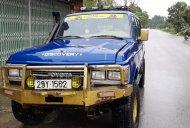 Bán Toyota Land Cruiser đời 1982, màu xanh lam, nhập khẩu nguyên chiếc giá 128 triệu tại Phú Thọ