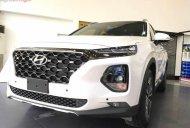 Bán xe Hyundai Santa Fe 2020, màu trắng giá 1 tỷ 195 tr tại BR-Vũng Tàu
