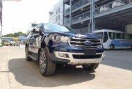 Bán Ford Everest Titanium 2.0L 4x2 AT 2020, màu xanh, xe nhập giá 1 tỷ 117 tr tại Cần Thơ