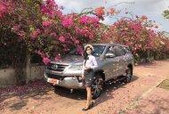 Cần bán xe Toyota Fortuner năm sản xuất 2017, màu bạc, nhập khẩu giá 1 tỷ 20 tr tại Bình Phước