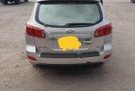 Bán Hyundai Santa Fe MLX 2.2L 2009, màu bạc, nhập khẩu giá 520 triệu tại Hải Phòng