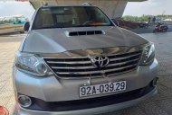 Bán ô tô Toyota Fortuner 2.5G năm 2015, màu bạc, số sàn, 705tr giá 705 triệu tại Quảng Nam