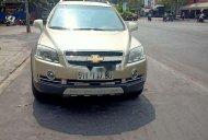 Xe Chevrolet Captiva AT sản xuất năm 2009, màu vàng, xe nhập, giá 275tr giá 275 triệu tại Tp.HCM