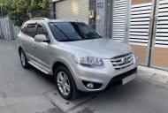 Bán Hyundai Santa Fe đời 2010, màu bạc, nhập khẩu   giá 615 triệu tại Tp.HCM