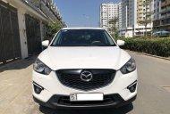 Bán xe Mazda CX 5 AT đời 2015, màu trắng xe gia đình giá 666 triệu tại Tp.HCM