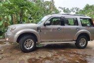 Bán xe Ford Everest năm 2009, màu bạc giá 395 triệu tại Đồng Nai