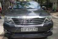 Bán ô tô Toyota Fortuner 2.7V đời 2013, màu xám, xe nhập giá 628 triệu tại Tp.HCM