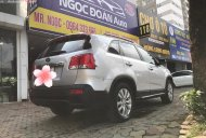 Bán xe cũ Kia Sorento sản xuất 2013, màu bạc giá 575 triệu tại Hà Nội