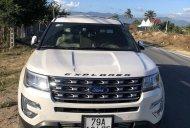 Cần bán Ford Explorer 2017, màu trắng, xe nhập giá 1 tỷ 650 tr tại Khánh Hòa