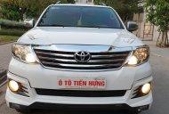 Bán xe Toyota Fortuner Sportivo 2016, màu bạc, nhập khẩu, giá chỉ 739 triệu giá 739 triệu tại Tp.HCM