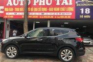 Bán ô tô Hyundai Santa Fe AWD 2.4 AT năm 2015, màu đen, 815tr giá 815 triệu tại Hà Nội