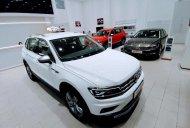 Cần bán xe Volkswagen Tiguan Allspace năm sản xuất 2018, màu trắng, nhập khẩu nguyên chiếc giá 1 tỷ 729 tr tại Tp.HCM
