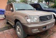 Bán Toyota Land Cruiser sản xuất 2002, nhập khẩu nguyên chiếc giá 199 triệu tại Hà Nội