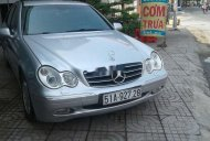 Cần bán gấp Mercedes C200 đời 2003, màu bạc, nhập khẩu   giá 180 triệu tại Tp.HCM