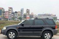 Cần bán gấp Ford Escape đời 2002, màu đen giá 145 triệu tại Hà Nội
