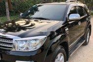 Bán ô tô Toyota Fortuner đời 2010, màu đen, nhập khẩu nguyên chiếc giá 525 triệu tại Tp.HCM