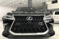 Bán xe Lexus LX 570 sản xuất 2016, màu đen, xe nhập một chủ  giá 6 tỷ 500 tr tại Hà Nội