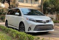 Bán ô tô Toyota Sienna Limited năm 2020, màu trắng, nhập khẩu giá 4 tỷ 250 tr tại Hà Nội