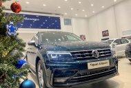 Xe Volkswagen Tiguan màu xanh rêu 2020 hiếm có giá 1 tỷ 749 tr tại Tp.HCM