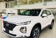 Bán xe Hyundai Santa Fe đời 2020, màu trắng, giá tốt tặng full phụ kiện giá 965 triệu tại Đà Nẵng