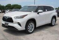 Bán Toyota Highlander Limited 2020 đủ màu, nhập Mỹ, giá tốt nhất Hà Nội giá 4 tỷ 368 tr tại Hà Nội