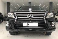 Cần bán lại xe Lexus LX 570 đời 2014, màu đen, nhập khẩu chính hãng giá 4 tỷ 300 tr tại Hà Nội