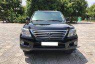 Cần bán lại xe Lexus LX570 đời 2010, màu đen, nhập khẩu chính hãng giá 2 tỷ 560 tr tại Hà Nội