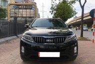 Cần bán gấp Kia Sorento sản xuất 2018, màu đen, 845tr giá 845 triệu tại Hà Nội
