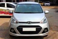 Bán ô tô Hyundai i10 sản xuất 2015, màu bạc, nhập khẩu chính hãng giá 335 triệu tại Hà Nội