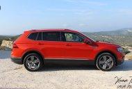 Bán ô tô Volkswagen Tiguan Offroad 2020, màu đỏ, nhập khẩu giá 1 tỷ 869 tr tại Tp.HCM