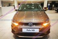 Volkswagen Polo 2020 màu nâu nhập khẩu nguyên chiếc giá 695 triệu - giao ngay - khuyến mãi hấp dẫn giá 695 triệu tại Tp.HCM