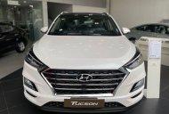 Cần bán xe Hyundai Tucson đời 2020, màu trắng giá 861 triệu tại Hà Nội